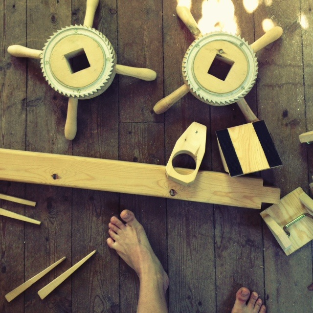 put together a loom