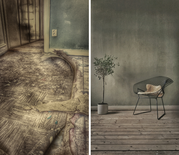 Husen och minnet