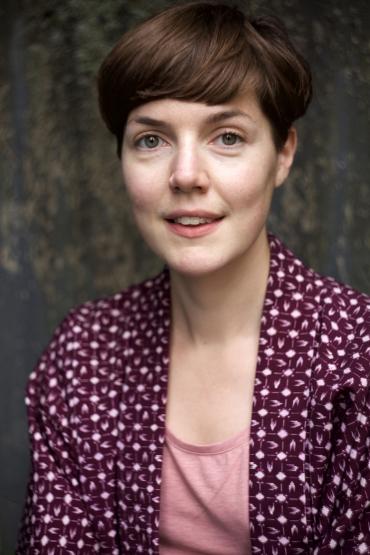 Porträttbild på Emma Dahlqvist