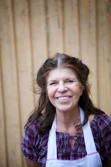 Porträttbild på Ingrid Ölund