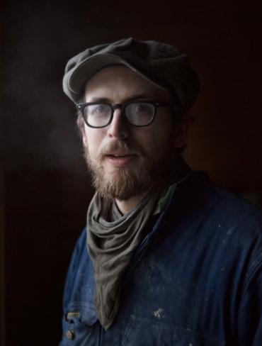 Porträtt av Joel Stuart-Beck.