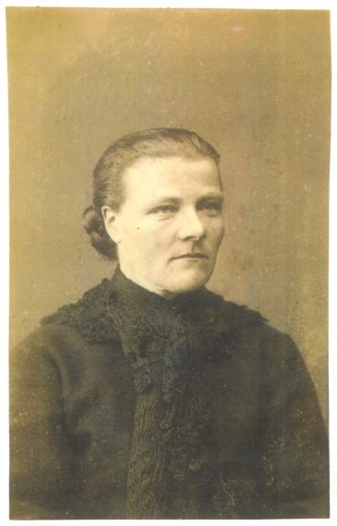 Porträtt av Marit Emstad