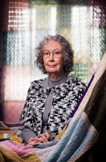 Porträtt av Anita Herbertsson.