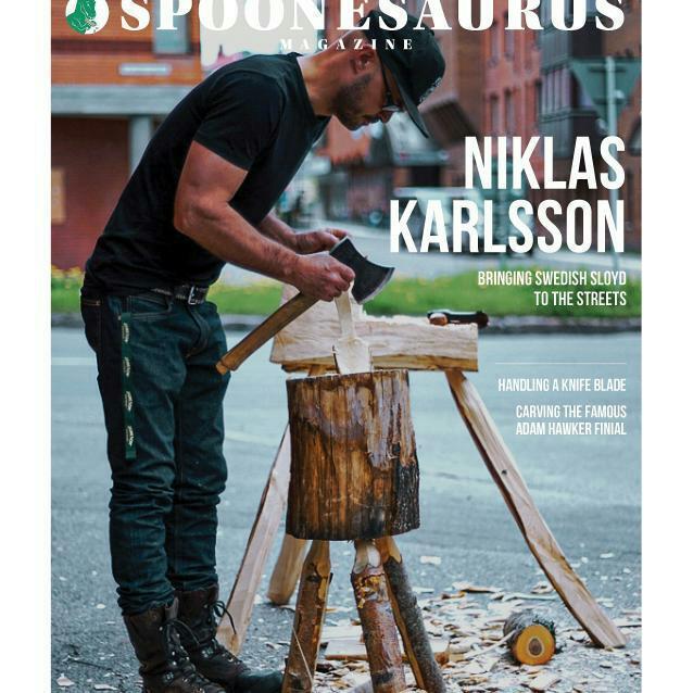 Spoonesaurus Magazine